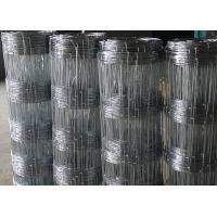 China Deer Livestock Wire Fencing , Welded Wire Stock Panels 1.8-3.0mm Dia wholesale