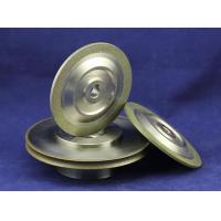 China Electroplated Diamond CBN Grinding Wheels Precision Instrument Processing 14F1 wholesale