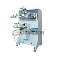China glass vases semi-automatic cylinder screen printing machine for sale wholesale