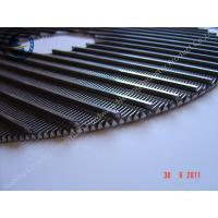 China Vee Shape Sand Dewatering Screen , Customized Stainless Sieve Screen wholesale