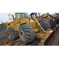 China CAT used tyre bulldozer 814B for sale wholesale