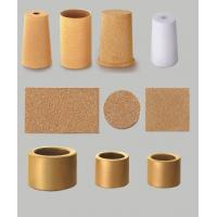 China Bronze powder sintered filter disc od100MM filter element, muffler , sintered filter, bronze filter, brass filter, coppe wholesale