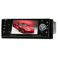 China New 3D Menu one din car dvd player with gps RDS Blue tooth for car wholesale