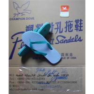 China V-strap shoes on sale
