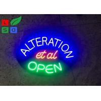 China Fast Delivery DIY LED Channel Letter Signs , Durable Custom Neon Led Signs wholesale