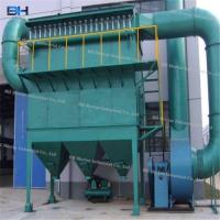 China Professional Industrial Dust Collectors For Woodworking / Construction Works on sale