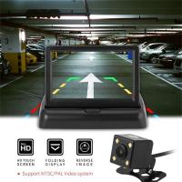 China Waterproof Touch Screen Monitor For Car Dashboard 150 Degree Wide Angle on sale