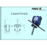 China Blue Electric Wire Rope Hoist Steel Holding Limited Switch Used In Hoist And Complex Crane System wholesale