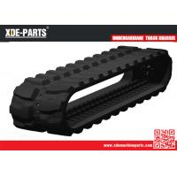 China Rubber Track Chassis for Mini Excavator, Rubber Track for ASV RC100 Loader Rubber Track, Terex RC100 wholesale