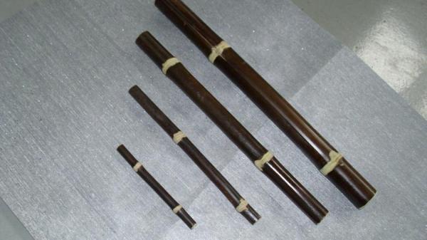 Bamboo Massage Poles Images