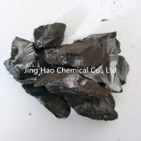 China Black Solid Coal Tar Hard Pitch For Cold Ramming Paste High Performance wholesale