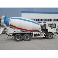 China High efficient howo 6x4 mobile concrete truck mixer. concrete transit mixer wholesale
