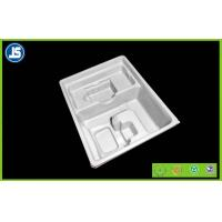 China PS ESD white tray best factory price for electronic wholesale