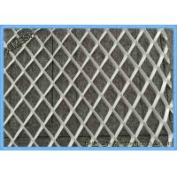 China Flattened Expanded Metal Mesh AISI304 And AISI316 Stainless Steel Stretched Sheet Decorative Mesh on sale