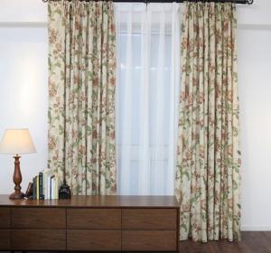 China European cotton Curtain blackout curtains bedroom windows Curtain wholesale