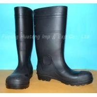 China PVC Safety Boots on sale