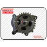 China ISUZU Auto Parts , Isuzu Engine Parts Npr75 4hk1 Oil Pump 8970752833 8-97075283-3 wholesale