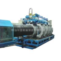 China Hdpe Double Wall Corrugated Pipe Extrusion Line on sale