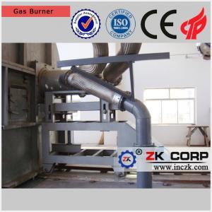 China Mix Gas and Coal Powder Burner / Energy Efficient Fuel Burner for Kiln on sale