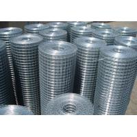 China 10 Gauge Welded Wire Mesh Hot Dipped Galvanized For Chicken / Garden Fencing wholesale