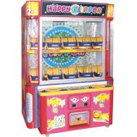China Double Overturn Prize Vending Machine , Coin Operated Simulator Toy Crane Game Machine wholesale