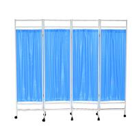 China stainless steel medical screen/hospital bed partition/hospital bed screen curtain wholesale