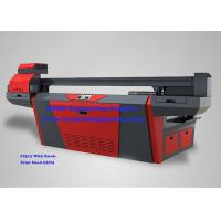 China Advertisement Wide Format UV Printer With Ricoh Industrial Print Head GEN5 wholesale