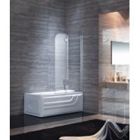 China Folding glass shower screen on sale