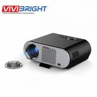 China wholesale  GP90 GP90UP LCD Projector 3200 Lumens Full HD Projector Home Theater Support  Movie Cinema with Speaker on sale