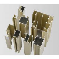 Powder Painted / Anodized Aluminum Extrusion Profiles For Side Hung Doors for sale