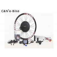 China TFT Display Electric Assist Bicycle Conversion Kit With High Capacity Battery wholesale