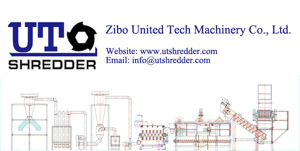 Quality Plastic film recycling - scrap plastic film recylcing line - manufacture: Zibo United Tech Machinery Co., Ltd. for sale