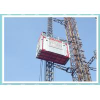 China Construction Lift Rack And Pinion Hoist For high speed Building Elevator wholesale