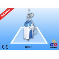 400W Power Consumption Coolsculpting Machine With Optional Cryolipolysis Pad Size