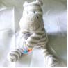 China Make Design Your Own Soft Animal Doll Custom Stuffed Embroidery Unicorn Plush Toy wholesale