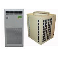 China R410A Air Cooled Packaged Ducted Split Air Conditioner With Finned Copper Tube wholesale