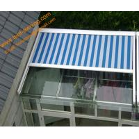 China Customized Retractable Sunshade Motorized  Roof Awning for Conservatory wholesale