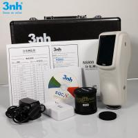 Buy cheap Paper Printing Industry Handheld Color Spectrophotometer with 8mm Measuring Aperture from wholesalers