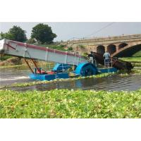 China Aquatic Weed Harvester/Garbage Salvage Ship wholesale