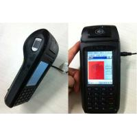 Protable POS with biometrical authentication/fingerprint