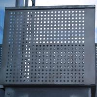 China Perforated Metal Mesh Panels 1220X2440mm Standard Size With Opening 1~30mm on sale