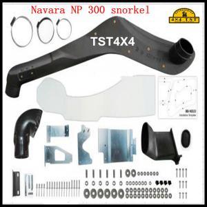 4x4 truck snorkel 2015 - 2016 Nissan Navara D23 NP300 with 2.3L turbo diesel