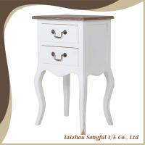 China Antique Wood Decorative End Table 40X30X68CM wholesale