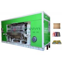 China Rotary Recycle Paper Pulp Molding Pulp Egg Tray Making Machine With 8 Sides wholesale