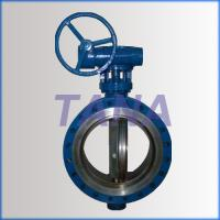 China Cast Steel Butterfly Valve wholesale
