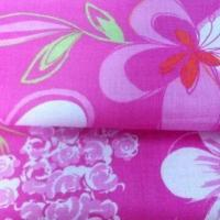 China Cotton Calico Fabric with 60 x 60 Yarn Count and 90 x 88 Density wholesale