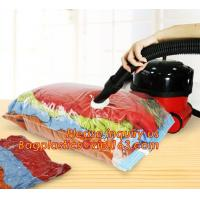 Plastic Vacuum Seal Cube Shape Storage Bag for Home Organizer, VACUUM BAGS, VACUUM STORAGE BAGS