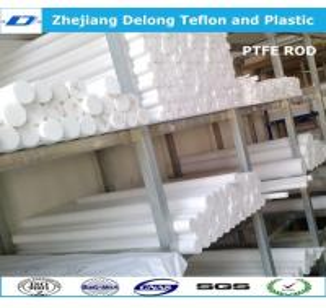 China 300mm 600mm 900mm 1000mm ptfe  bar stock wholesale