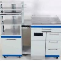 China Automatic Alarm Hospital Double Door Autoclave Workstation With Steam Cleaning wholesale