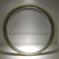 China Peripheral vitrified bond diamond grinding wheel are used for indexable inserts grinding wholesale